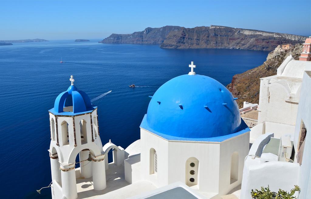 Остров Санторини в Греции, фото 2