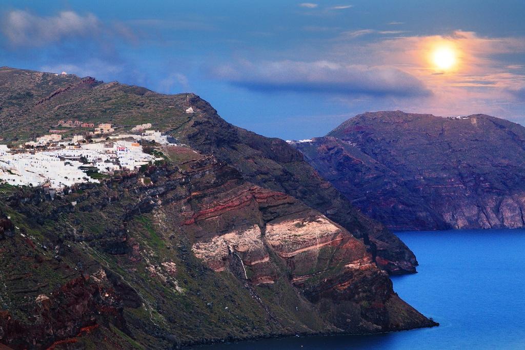 Остров Санторини в Греции, фото 4