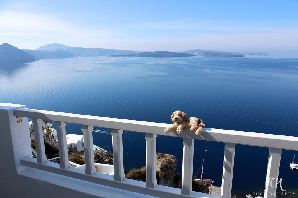 Остров Санторини в Греции, фото 8
