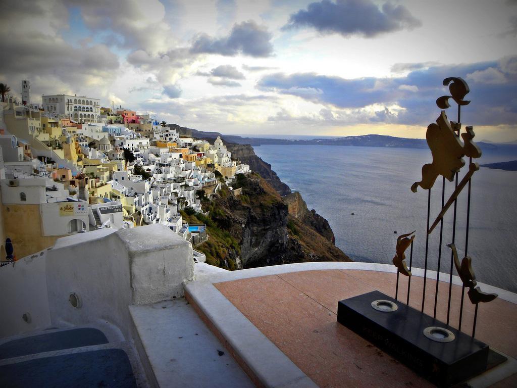 Остров Санторини в Греции, фото 11