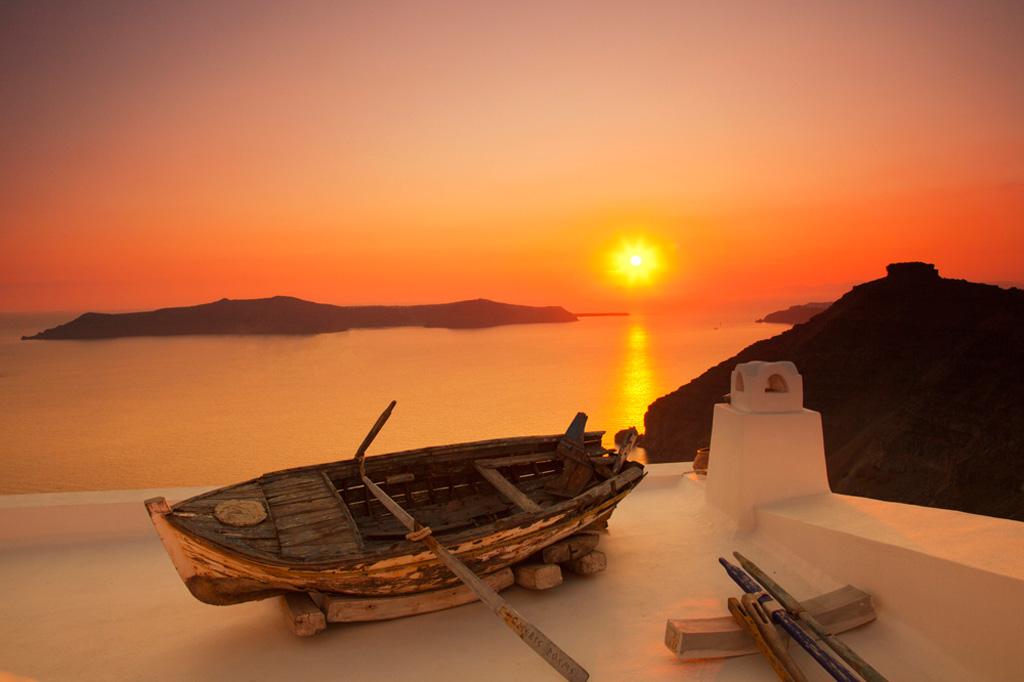 Остров Санторини в Греции, фото 13