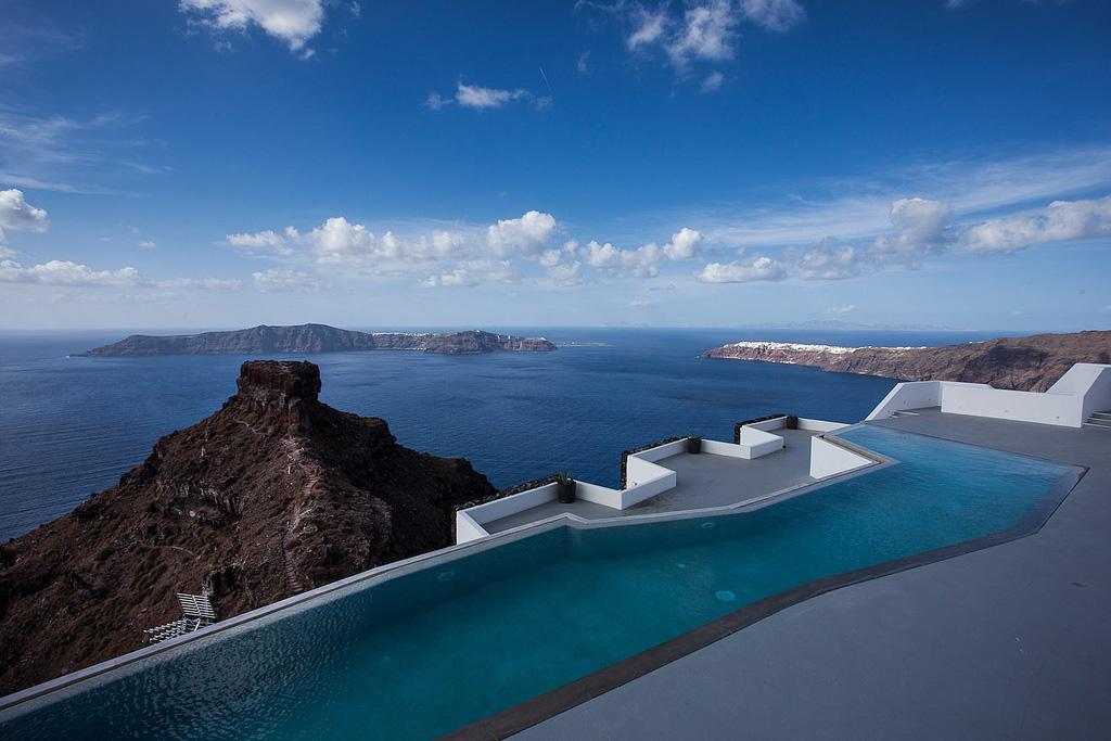 Остров Санторини в Греции, фото 15