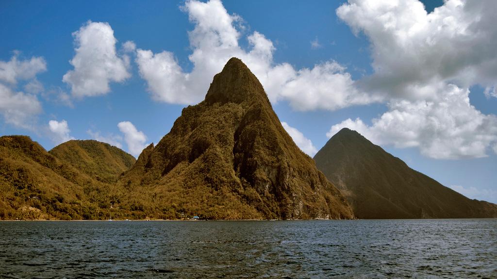 Остров Сент-Люсия на Карибах, фото 2