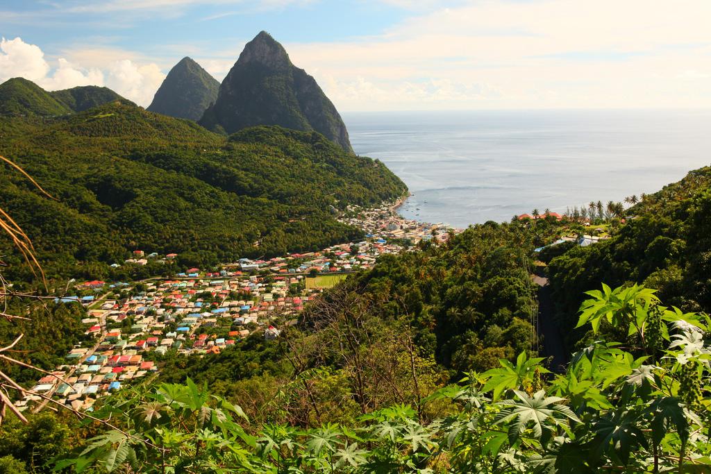 Остров Сент-Люсия на Карибах, фото 3