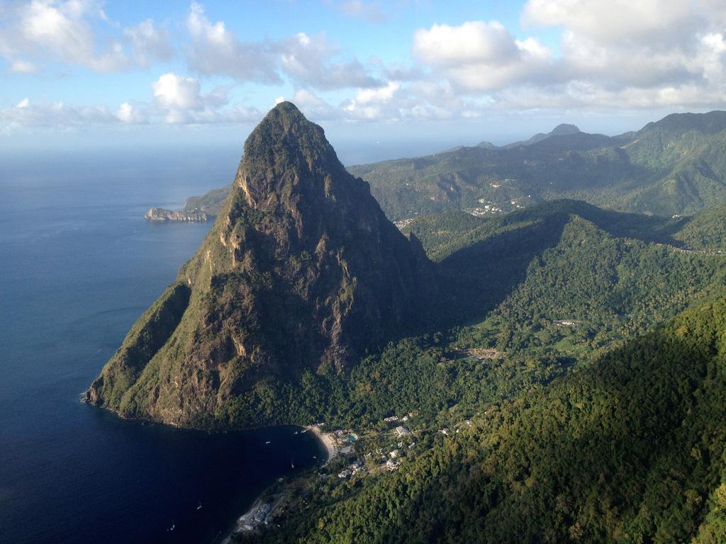 Остров Сент-Люсия на Карибах, фото 5