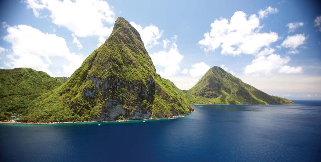Остров Сент-Люсия на Карибах, фото 7
