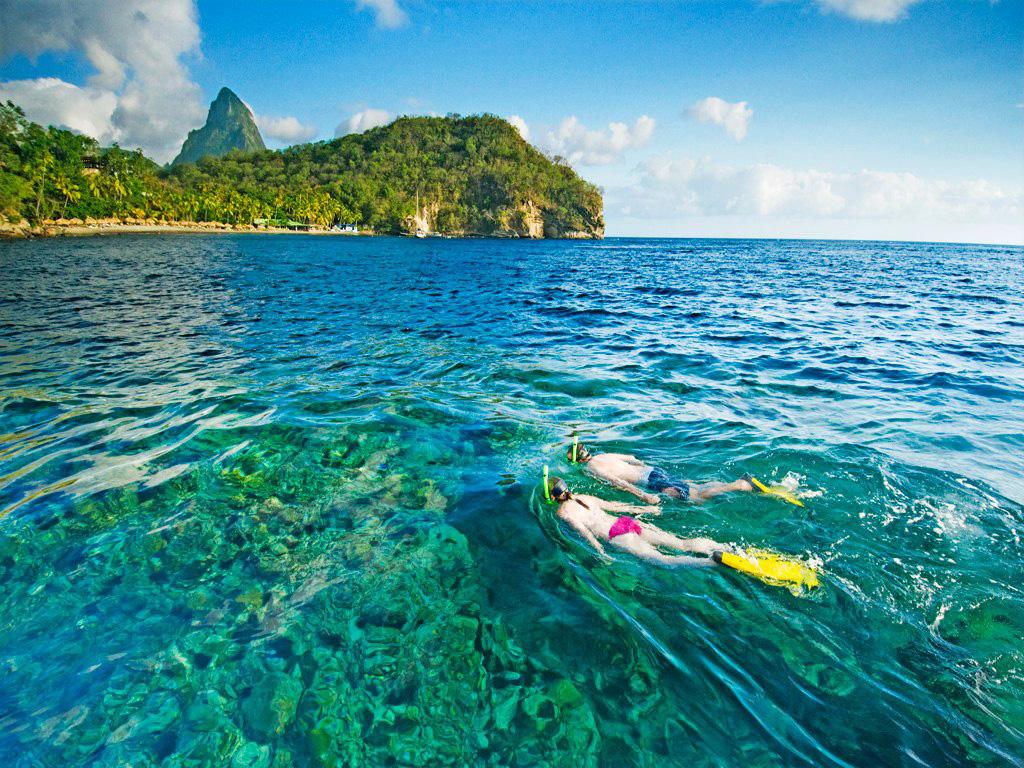 Остров Сент-Люсия на Карибах, фото 8