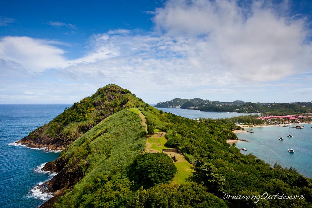 Остров Сент-Люсия на Карибах, фото 9
