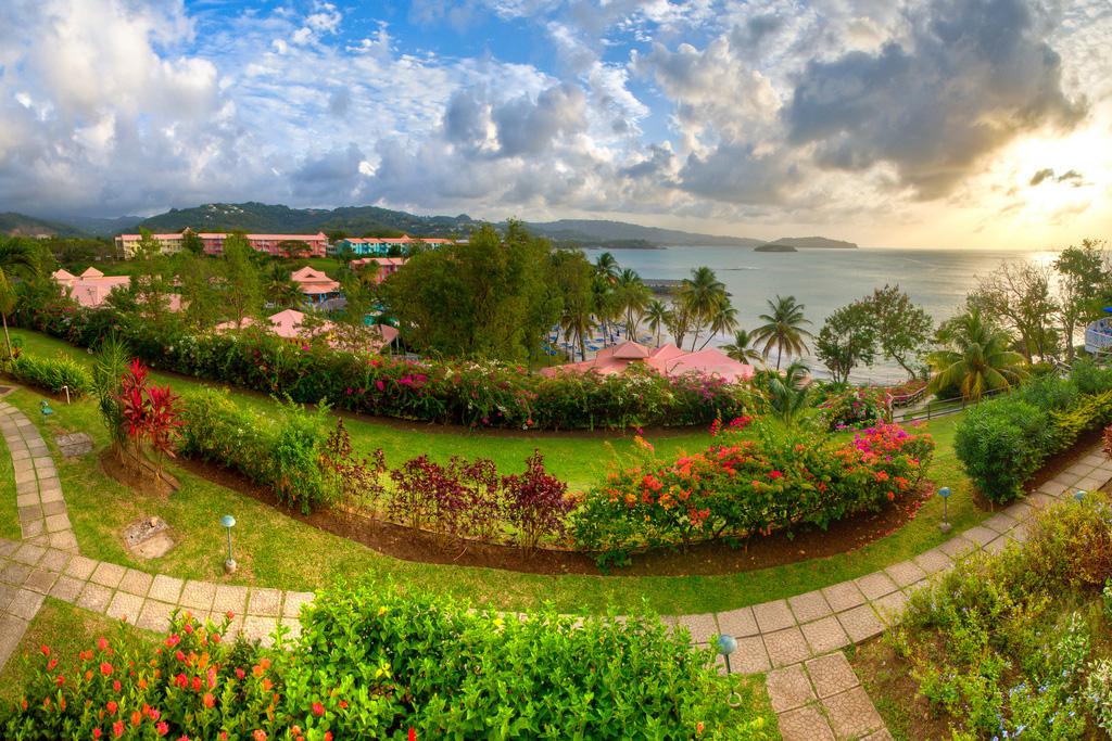 Остров Сент-Люсия на Карибах, фото 13