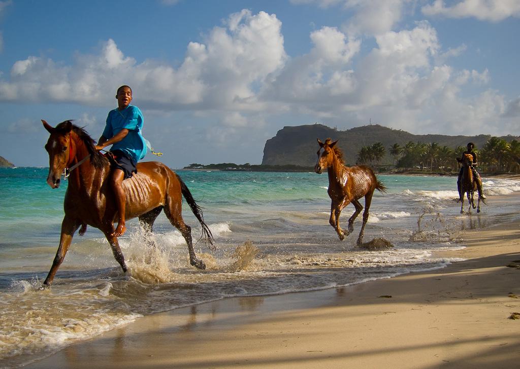 Остров Сент-Люсия на Карибах, фото 14