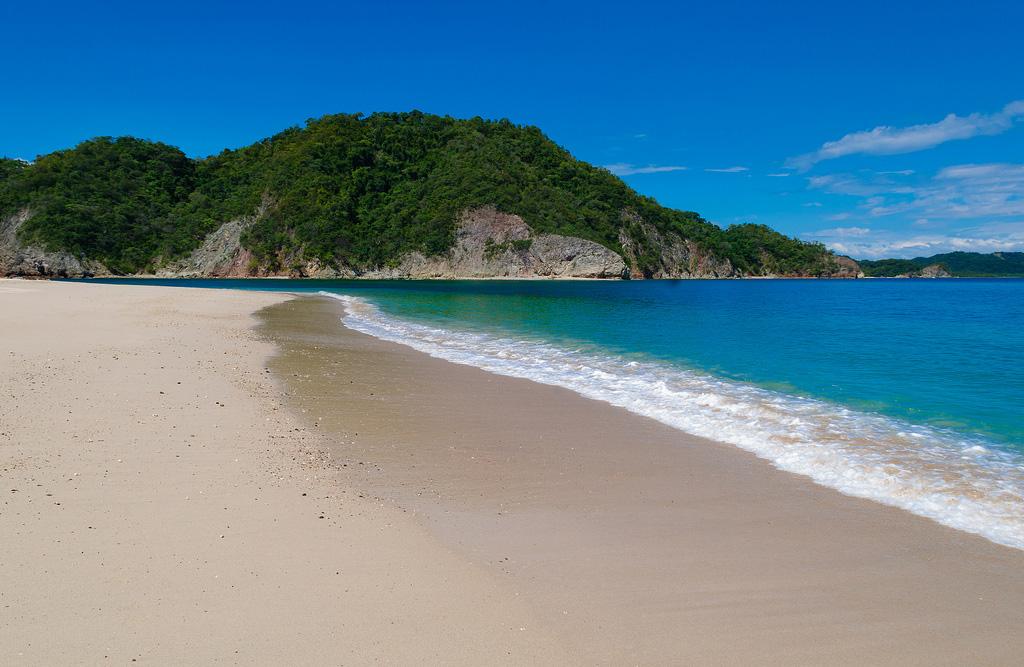 Остров Тортуга в Коста-Рике, фото 1