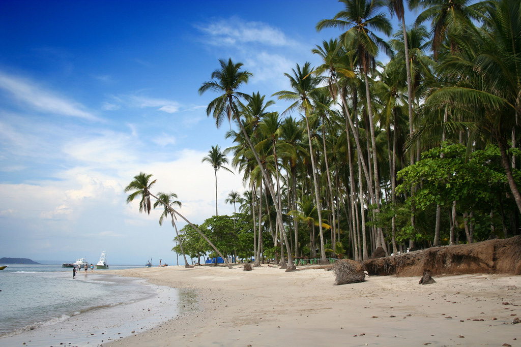 Остров Тортуга в Коста-Рике, фото 5
