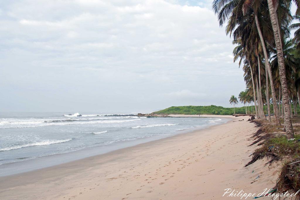 Пляж Аномабо в Гане, фото 2