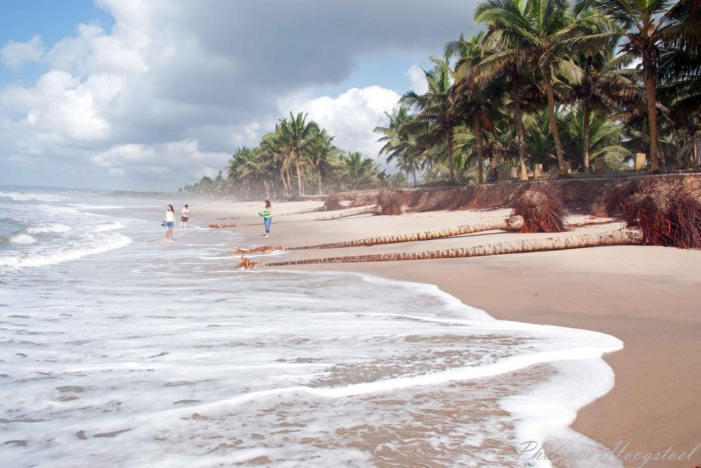 Пляж Аномабо в Гане, фото 4