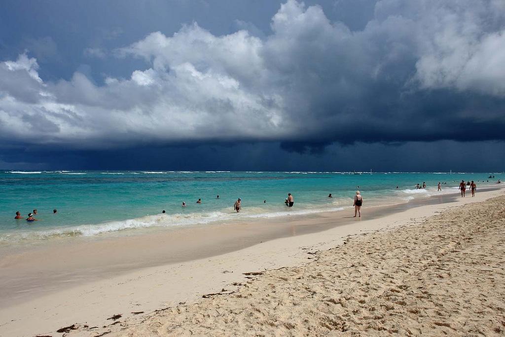 Пляж Арена Горда в Доминикане, фото 1