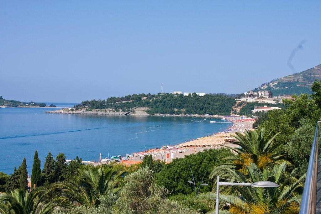 Пляж Бечичи в Черногории, фото 1