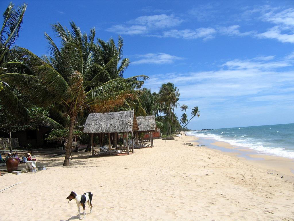Пляж Фукуок во Вьетнаме, фото 1