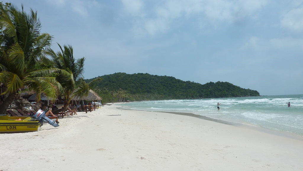 Пляж Фукуок во Вьетнаме, фото 3