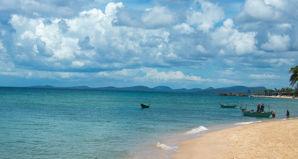 Пляж Фукуок во Вьетнаме, фото 5