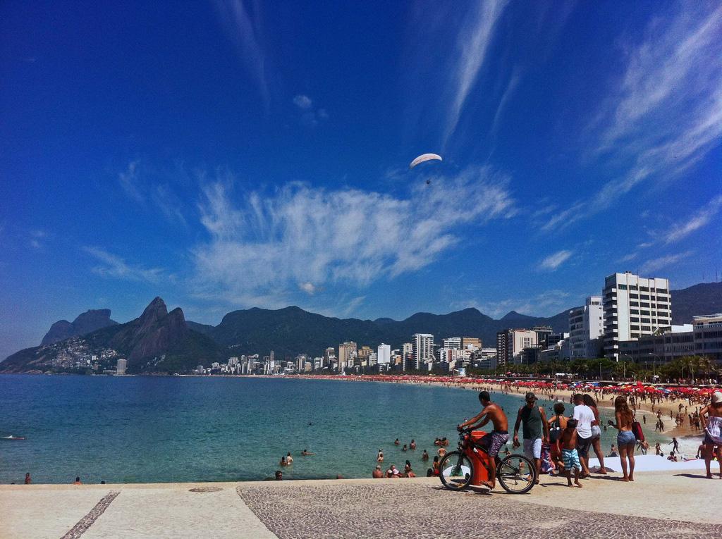 Пляж Ипанема в Бразилии, фото 2