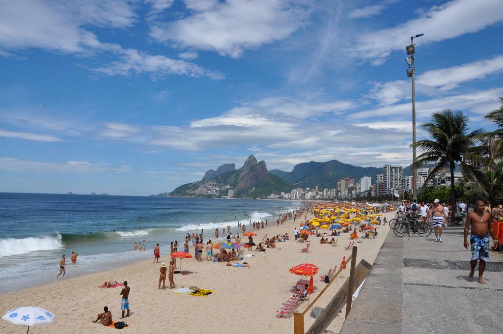 Пляж Ипанема в Бразилии, фото 3