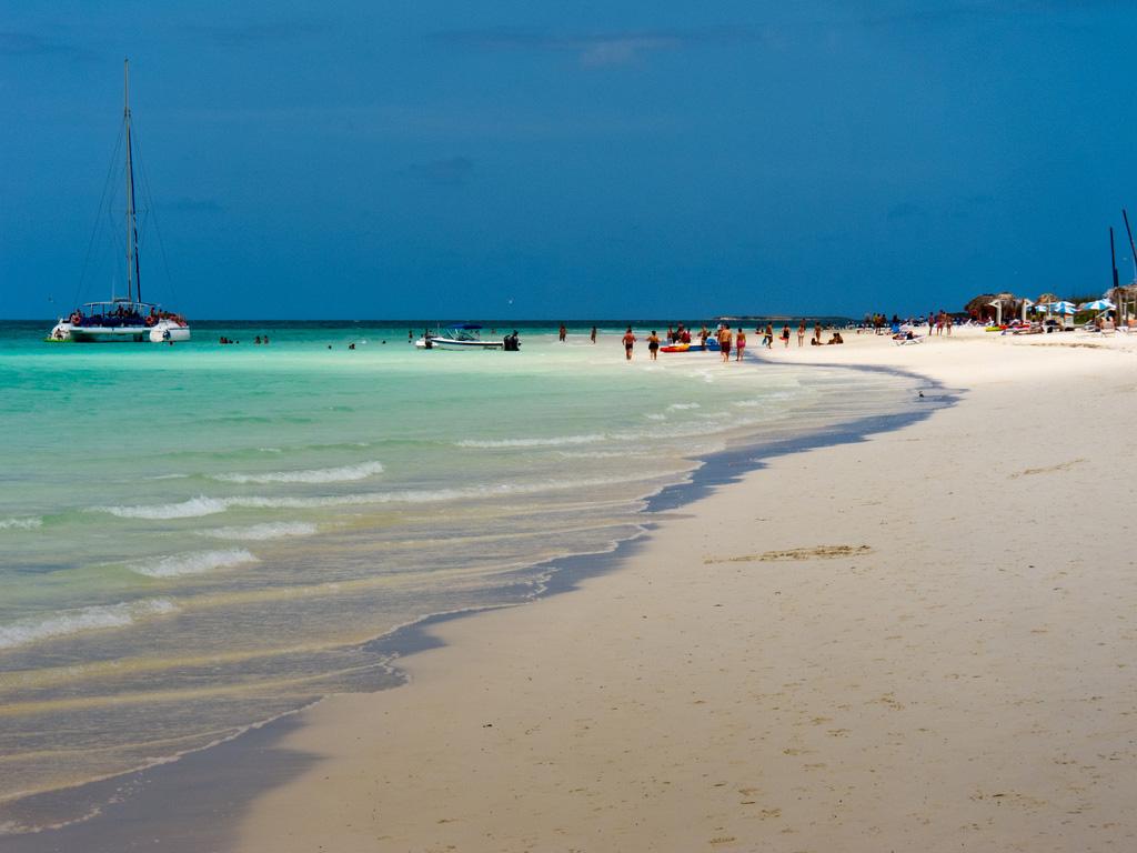Пляж Кайо-Коко на Куба, фото 5