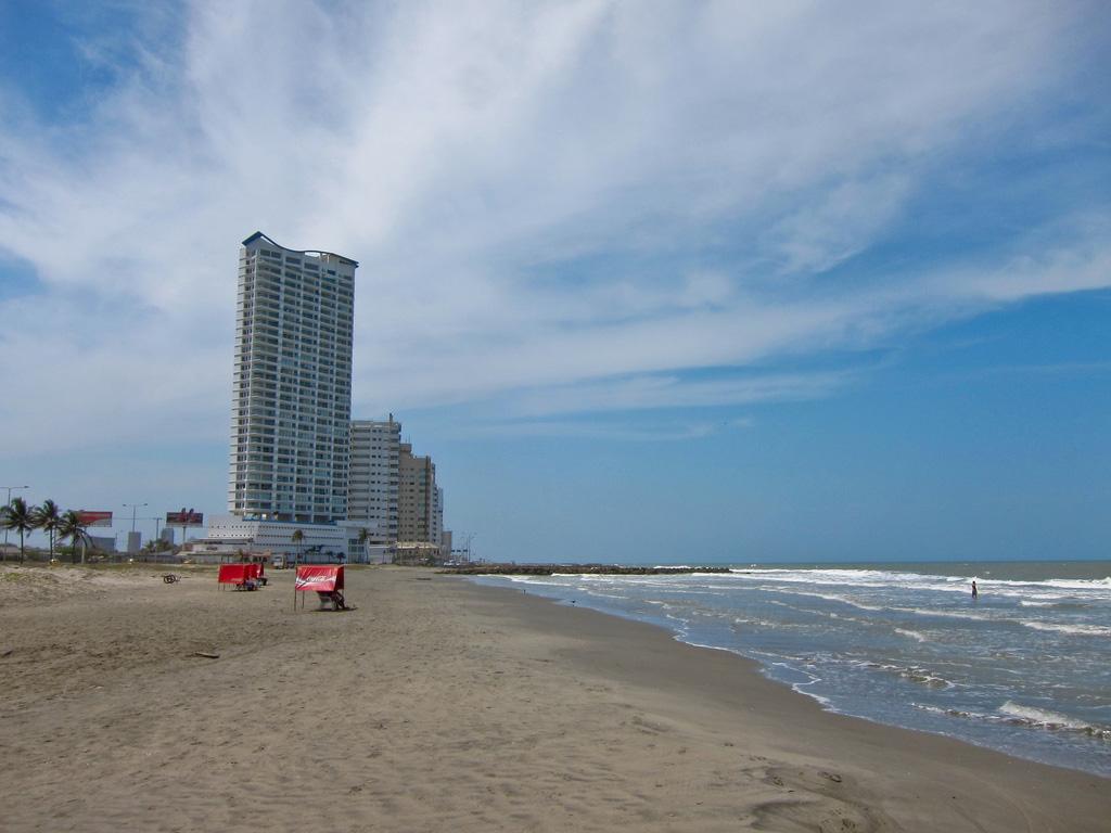 Пляж Картахена в Колумбии, фото 5