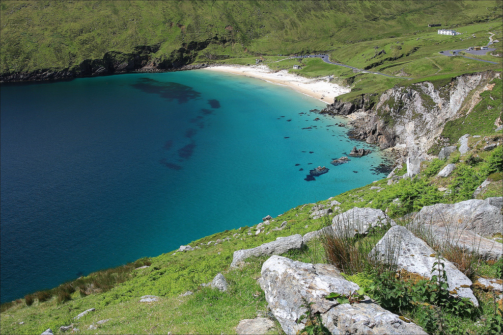 Пляж Ким в Великобритании, фото 1