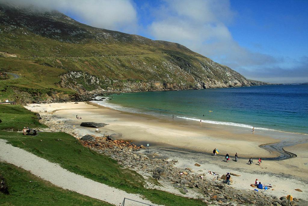 Пляж Ким в Великобритании, фото 5