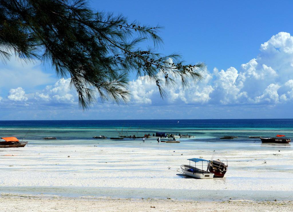 Пляж Кизимкази в Занзибаре, фото 1