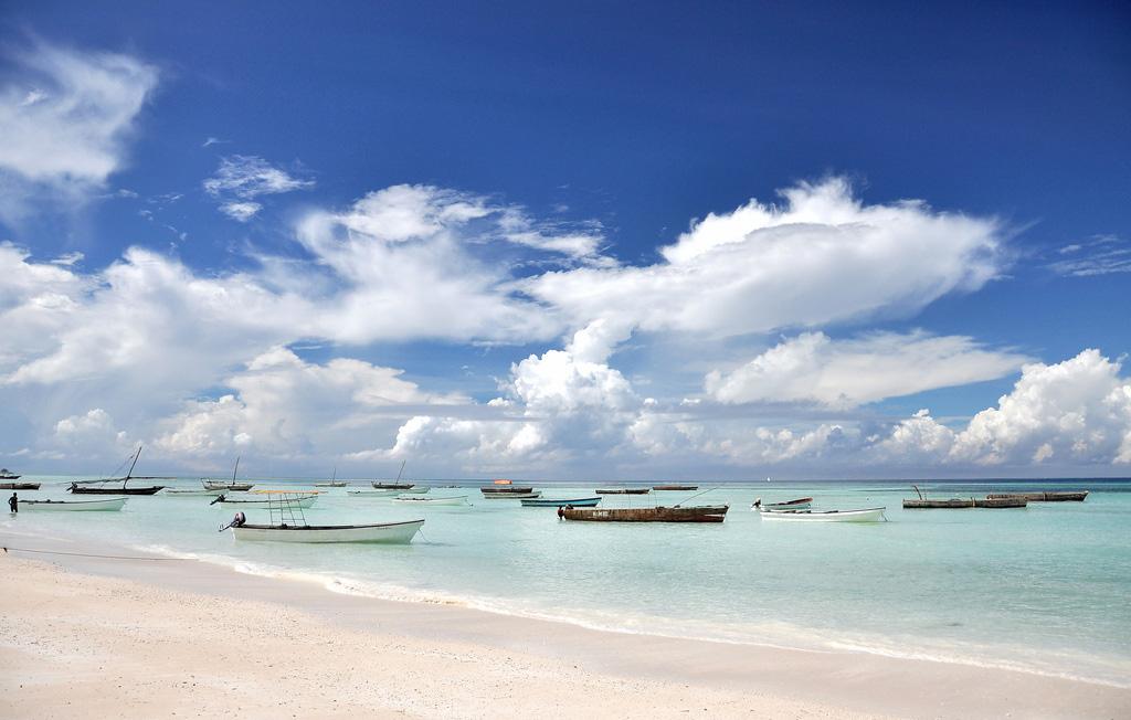 Пляж Кизимкази в Занзибаре, фото 5
