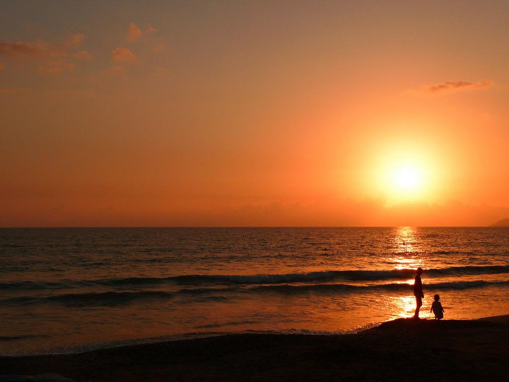 Пляж Курион на Кипре, фото 1