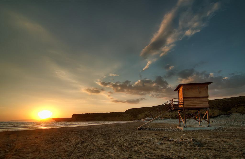 Пляж Курион на Кипре, фото 2