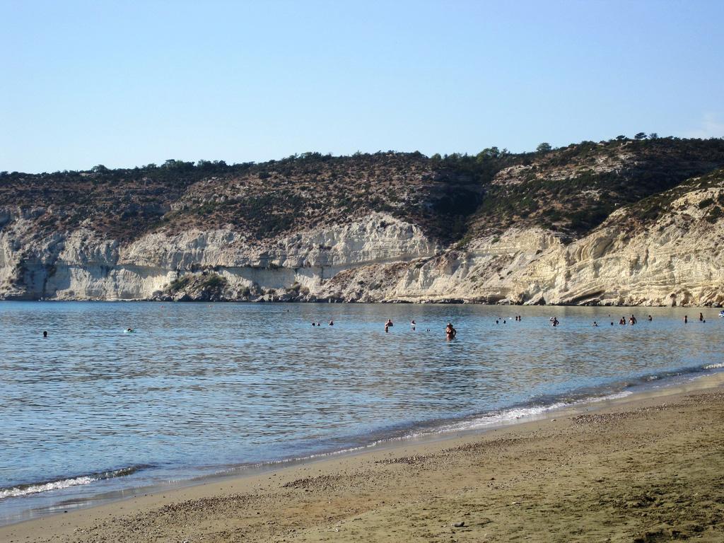 Пляж Курион на Кипре, фото 5