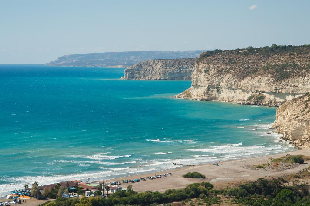Пляж Курион на Кипре, фото 7