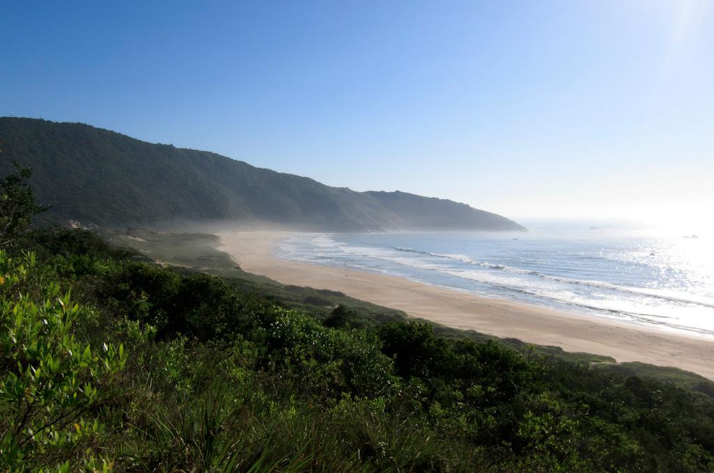 Пляж Лагоинья ду Лесте в Бразилии, фото 3