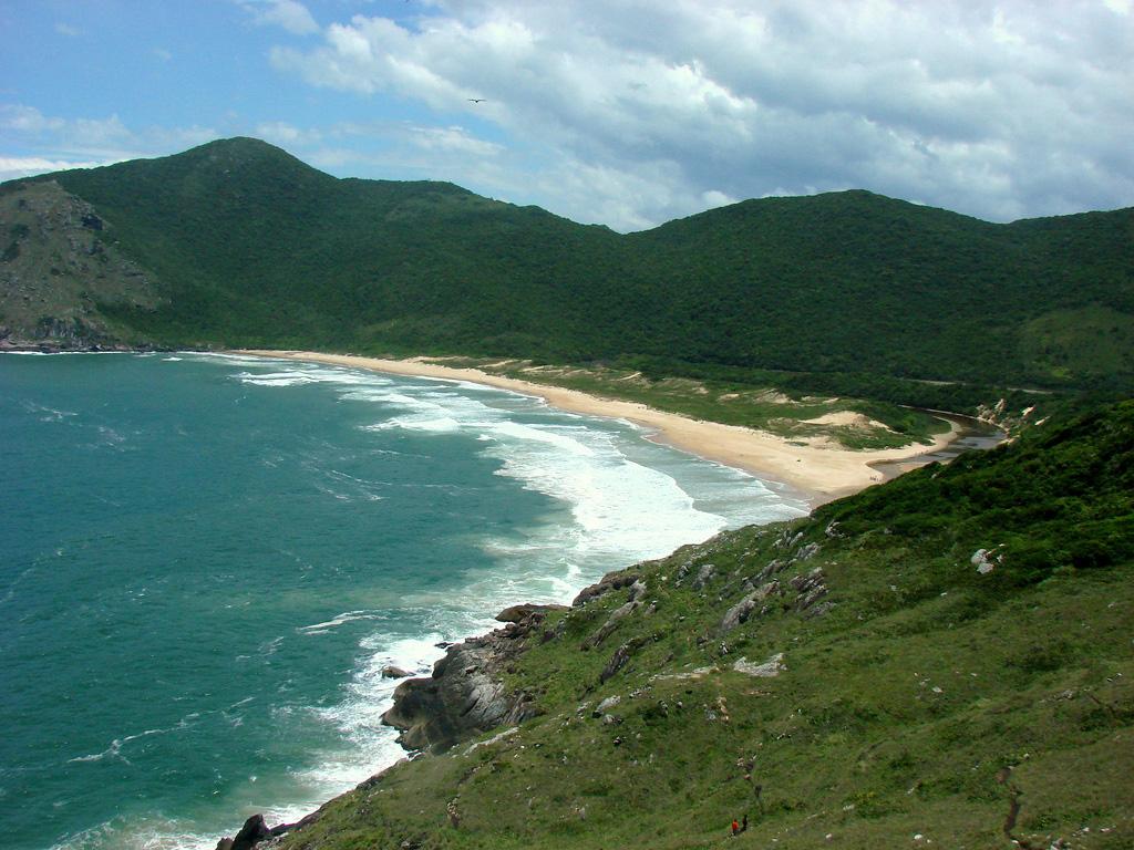 Пляж Лагоинья ду Лесте в Бразилии, фото 4