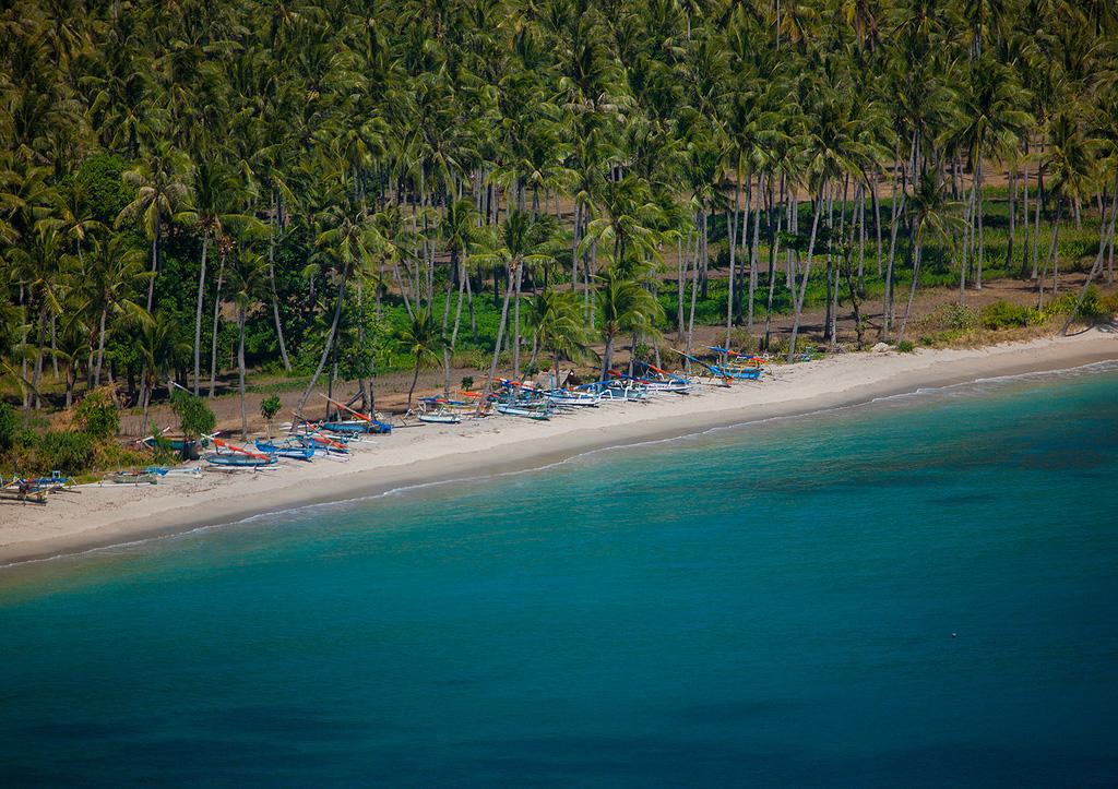 Пляж Ломбок в Индонезии, фото 1
