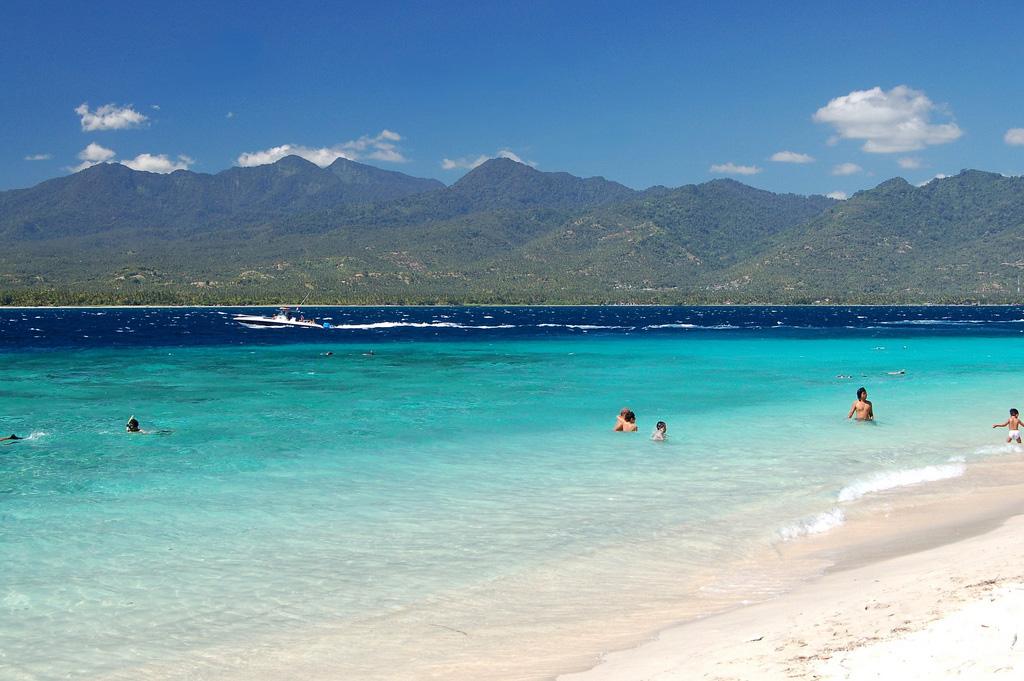Пляж Ломбок в Индонезии, фото 5