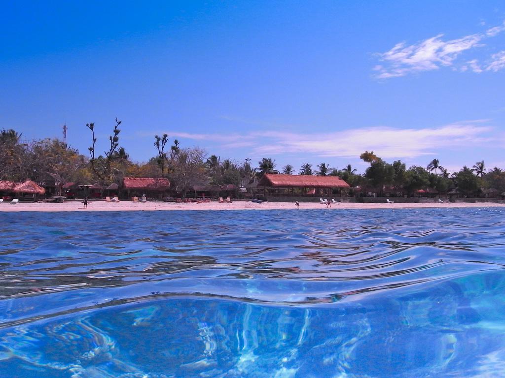 Пляж Ломбок в Индонезии, фото 12