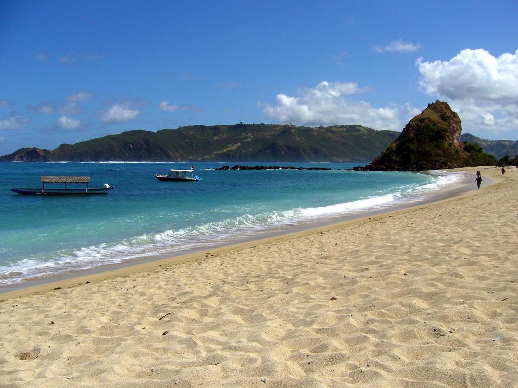 Пляж Ломбок в Индонезии, фото 16