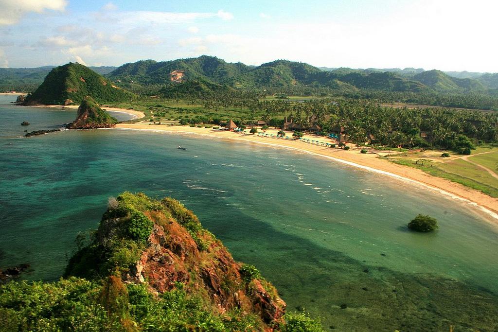 Пляж Ломбок в Индонезии, фото 17
