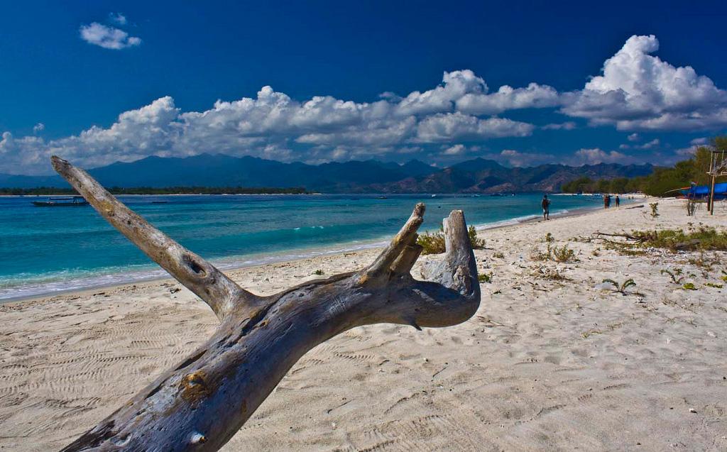 Пляж Ломбок в Индонезии, фото 20