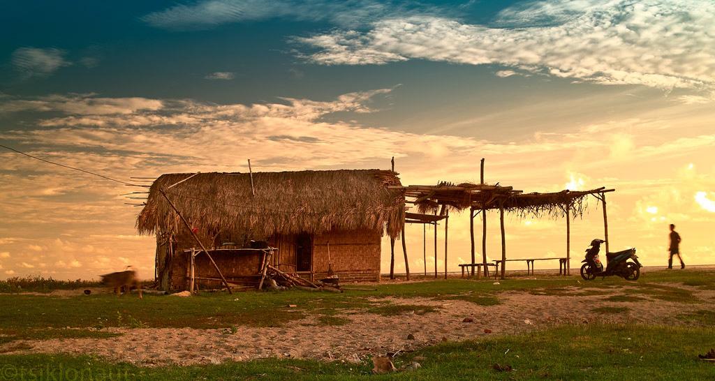 Пляж Ломбок в Индонезии, фото 21