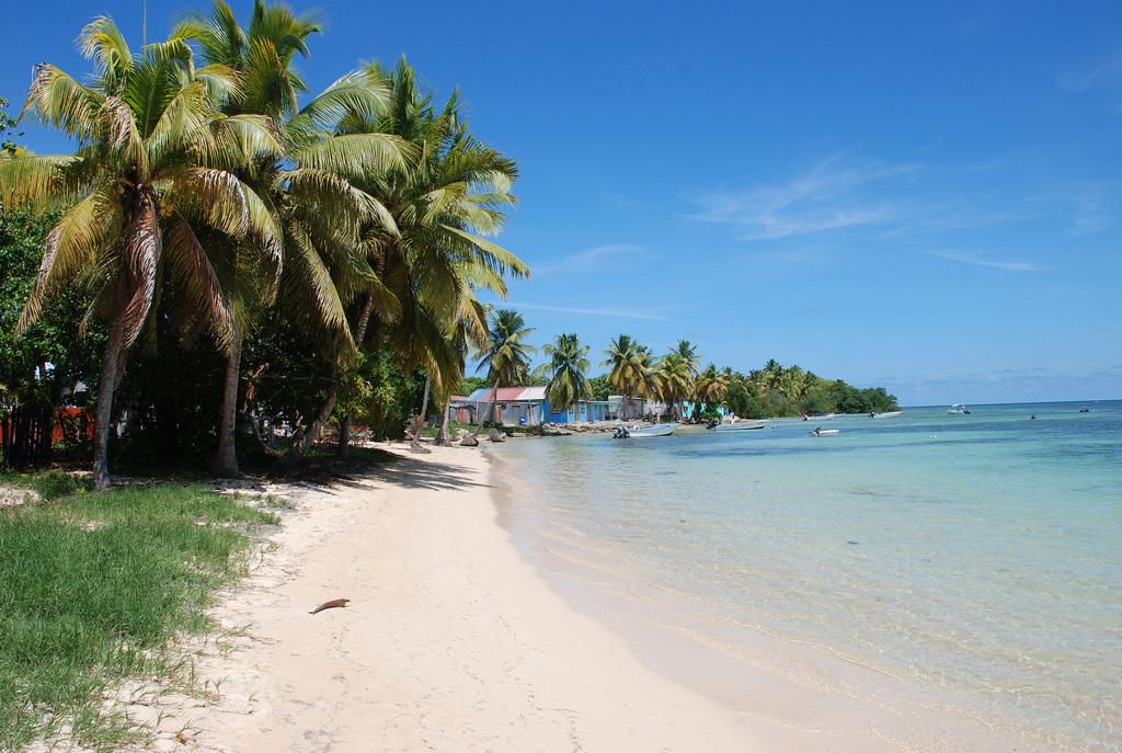 Пляж Марие Галанте в Гваделупе, фото 1