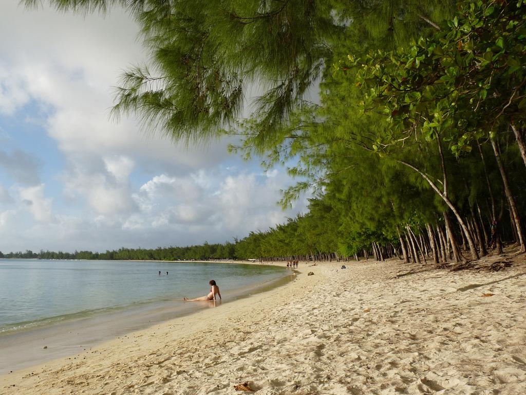 Пляж Мон Чойси на Маврикие, фото 1