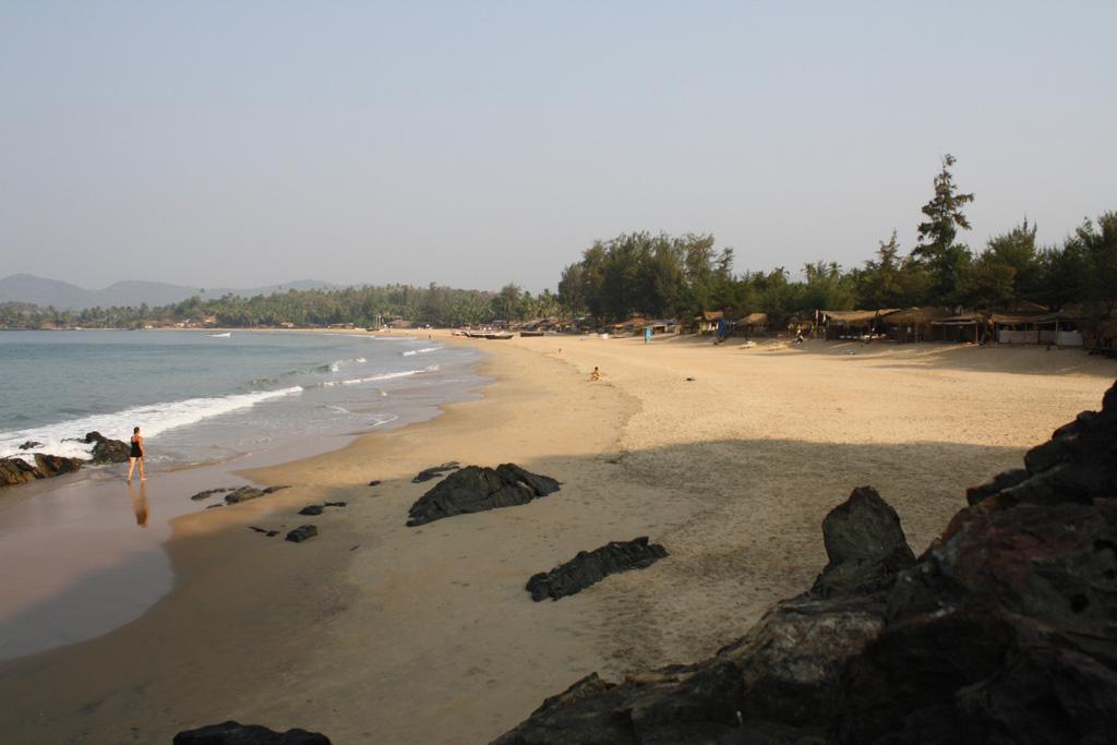 Пляж Патнем в Индии, фото 2