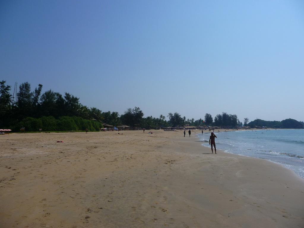 Пляж Патнем в Индии, фото 4