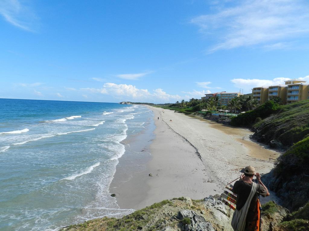 Пляж Плайя Паргито в Венесуэле, фото 1