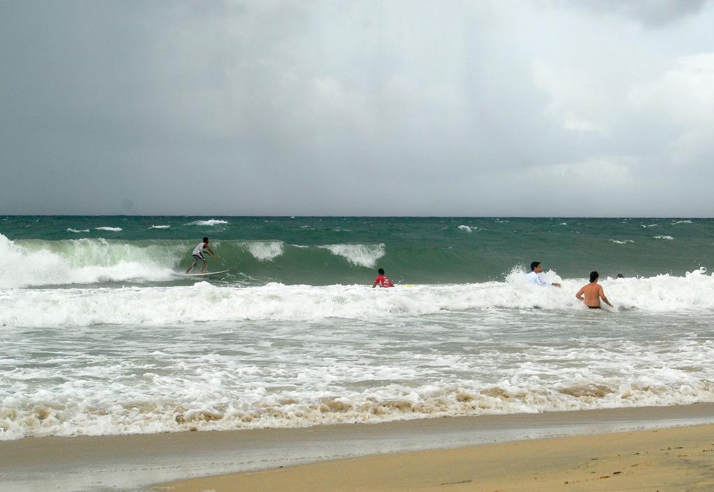 Пляж Плайя Паргито в Венесуэле, фото 2